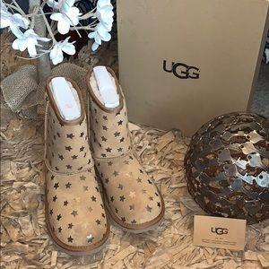 UGG Stars Chestnut Boots